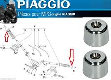 Lot de 2 Embouts de guidon  Pièce d'origine Piaggio MP3 125 250 300 400 500