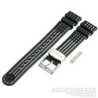 Seiko JDM 20mm Watch Band Marine Master 300 MM300 SBDX017 8L35-00K0 Waffle Strap