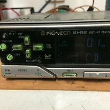 Pioneer  DEX-P88R CD Player RARE Vintage Supertuner Hi-volt - Multi CD Control