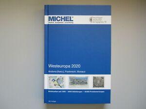 Michel - Westeuropa 2020 - Andorra (franz.), Frankreich, Monaco (1159)