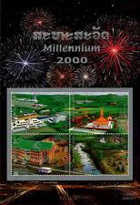LAOS Bloc N°150A** Bf Millénaire 2000 - Luang-Prabang, Sheet MNH