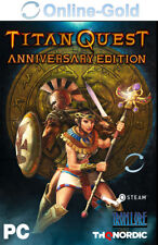 Titan Quest Anniversary Edition Key - Steam Digital Download Code PC Spiel DE/EU