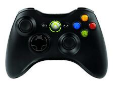 Microsoft Game Controller Black Xbox 360 Wireless Controller for Windows From JP
