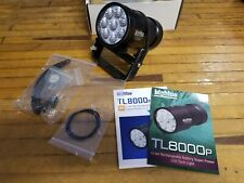 Big Blue Tl8000P Primary Technical Scuba Diving Light