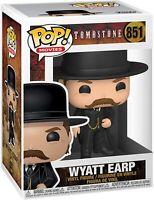 Funko Pop! Wyatt Earp Tombstone Vinyl Bobble Toy Figure #851
