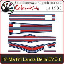 Kit Adesivo Martini racing Lancia Delta Integrale HF EVO 6 - 000328 by Colorkit