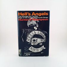 Hell's Angels • First Edition/1st Printing • Hunter S. Thompson • 1967 • NF