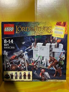 Lord of the Rings - Lego 9471 - Uruk-hai Army
