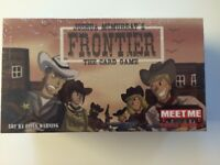Frontier The Card Game Brand New Kickstarter Funded!