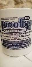 More details for the prodigy hacienda cup / mug 90s rave flyer xl recordings keith flint fac 51