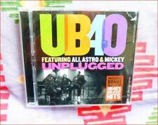 2xCD UB40 Best of New Sealed FastFreepost Unplugged&Greatest Hits AliAstroMickey