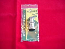 Dr Slick Stainless Steel Hair Stacker Fly Tying Medium Great New