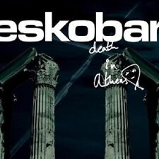 Eskobar - Death In Athens  CD METAL HARD ROCK POP Neuware