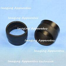 New Microscope Eyepiece  Rubber Eyeguards, Eye Guards, Eye Shield 33-35 mm TOP