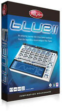 NEW Rob Papen Blue II 2 Synthesizer Pro Tools Logic Plug In PC/MAC