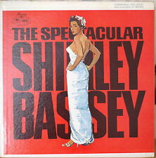 THE SPECTACULAR SHIRLEY BASSEY-M1965LP