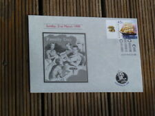 AUSTRALIA 99 FAMILIES DAY SPECIAL PICTORIAL POSTMARK COVER