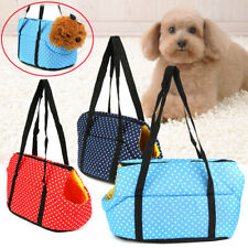 Breathable Padded Pet Travel Carrier Hand Shoulder Bag for Dog Puppy Cat  NEW