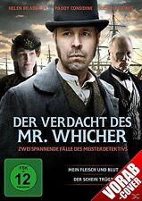 DER VERDACHT DES MR.WHICHER(MEIN FLEISCH UND BLUT/  DVD NEU
