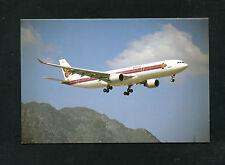 PK THAI - Airbus A320 321 in Hongkong  1996   (K44)