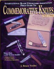 1,200 Rare Commemorative knives POCKET KNIVES KNIFE Price Guide Book