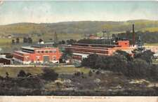 Attica New York Westinghouse Machine Co Antique Postcard K70011