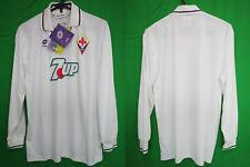 1992-1993 ACF Fiorentina Viola Jersey Shirt Maglia Third Lotto 7UP L S L  BNWT 18d71a03a