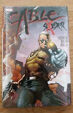 Cable: Soldier X HC Oversized Hardcover omnibus David Tischmann Igor Kordey new