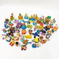 Large Lot 52 Vtg Happy Meal Toys McDonalds Cartoons Disney 90s No Duplicates B1
