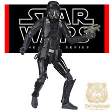"IMPERIAL DEATH TROOPER - Star Wars Rogue One Black Series 6"" Figure W7 - IN HAND"