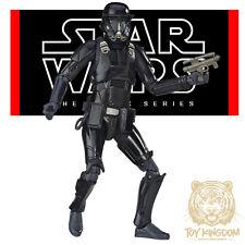 "IMPERIAL DEATH TROOPER - Star Wars Rogue One Black Series 6"" Figure W7 - IN HAND"