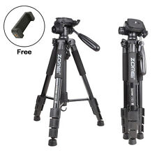 ZOMEI Q111 Aluminum Portable Travel Tripod&Pan Head Professional For DSLR Camera