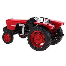 Kids Boy Play Die Cast Farm Tractors Car Truck Toy 1/18 Realistic Home Decor