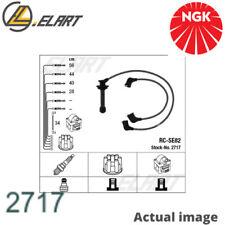 IGNITION CABLE KIT FOR SUZUKI SWIFT I AA G13B CULTUS I AA SA 310 I AA NGK ZEF912