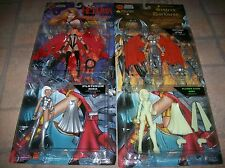 Skybolt Hobby Action Figures Lot Hellina, Nira X, & Letha Brand New!