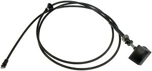 Hood Release Cable with Handle for 2000-2007 Ford Focus YS4Z16916AA