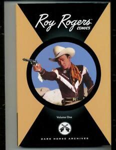 Roy Rogers Comics Volume 1   Dark Horse 2008    1st Edition    HC