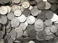 Konvolut - Polen Kiloware - Münzen PRL 1973-1990 nur CuNi - 1 KILOGRAMM 1 Kg LOT
