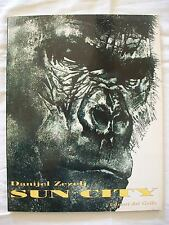 Daniel Zezelj - SUN CITY - Editori del Grifo 1994