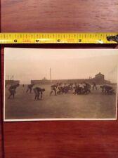 Season 1908 SW SMS Football Team Post Card Real Photo postcard