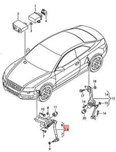 Genuine Level Sensor Right AUDI A4 S4 A5 S5 Cabriolet 8K0941286N