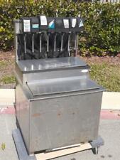 Cornelius 8 Flavor Fountain Drink Soda Beverage Dispenser With Ice Bin
