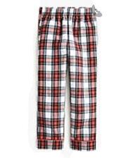 J. Crew/ Crewcuts, (K2807), kids flannel pajama bottom, Size: 6, Color: plaid