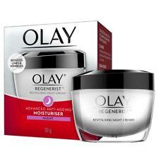 Olay Regenerist Revitalising Night Cream Moisturiser 50g NIGHT