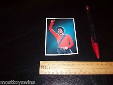Michael Jackson Sticker ORIGINAL NEW Car Decal 1980s