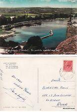 # CAPODIMONTE: LE POETICHE RIVE DEL SUO LAGO   1956