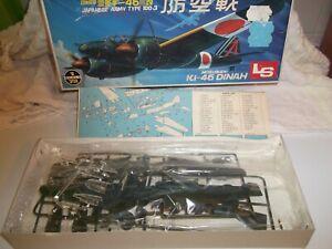 mitsubishi KI-46 DINAH au 1/72 par LS ref A 303-500