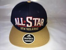 NEW Adidas 2014 NBA All Star Hat NOLA Zion Williams Flat Brim Embroidered