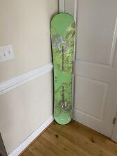 Burton X8 Freestyle Snowboard