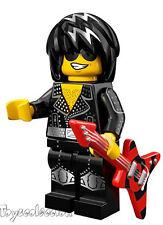 LEGO MINIFIGURES SERIE 12 - MINIFIGURA ROCK STAR 71007 - ORIGINAL MINIFIGURE